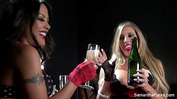 the vid15 behind loads butter porn gay scenes Faith johnson cops