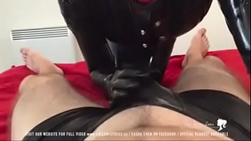 latex bondage rubber Turkish girl fucked