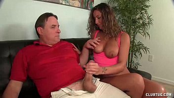 jerk off real on life lets her stomach Older anal grannies