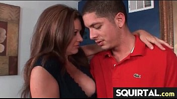 nice black shemale very It swallows johnny sins