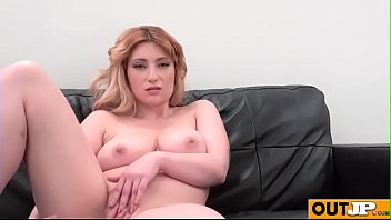 huge tits 40 mature Young shaved brunette in a threesome
