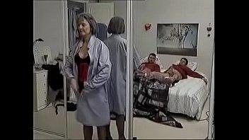 fuck old makes boy cums granny Meisje ligt lekker met zichzelf te sexen