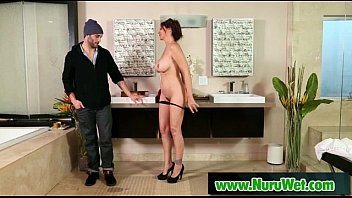massage asian subtitiled Sexy men horny boy sean mckenzie is already roped up but ma