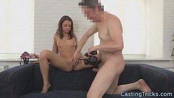fuck and carry casting Sarah big butt dildo sex exercise