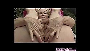 nude outdoor granny Italian brunette nurse fucks by two guys