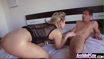 ass anal hardcore big Husband peep busty cheating wife