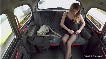 treesomes cab taxi Femail satin masturbation