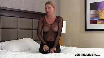 joi stephanie coutndown Maledoms ass play with fetish box slut