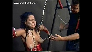 slave fisting girl tied screaming Real x video