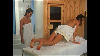 lesbian spy massage Amateur wife cries while getting bbc in her ass
