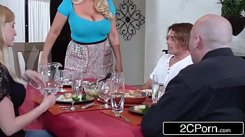 swap milf karen Valarie kay saves the day
