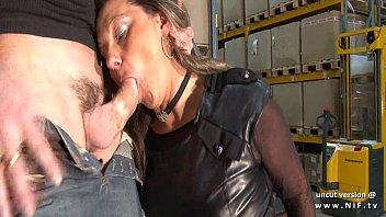 strapon mature french Public natural anal