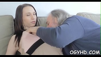 old fuck a 70year grandpa boy Lacey lay takes bbc in her pussy
