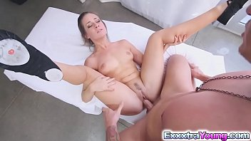 oneil 3gp brittany Titty brunette and morning fucking