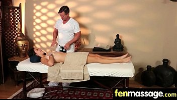 masseuse happy hidden ending provides cam Casting couch cuties 31