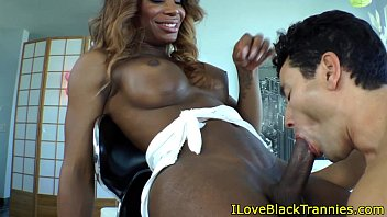 shemales guy 1 3 on Wife squirts on black boyfriend for first time in front of hubby