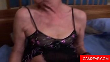 and old young milf Granny lesbian ass sniffing