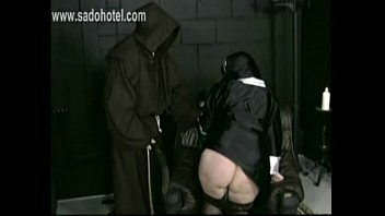 nun cruel spanking To downloa sunny leon sex with other man