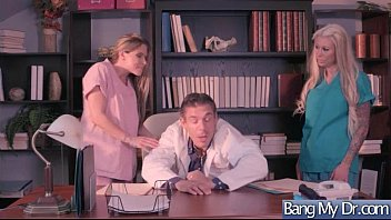 teen doctor and with a action patient hot fuck Mom watches cumshot