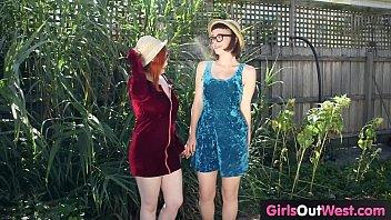 stick asshole lesbians hot tonguein Uni teen fucks grunting tutor3