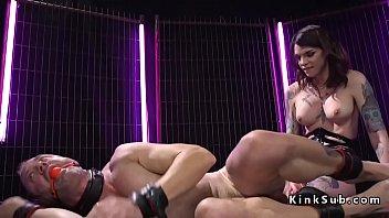 slave anal tied Sopfia nix pov