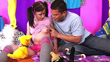 lie babe and floor to dildo let kathia the hot nobili Married couple with bi husband