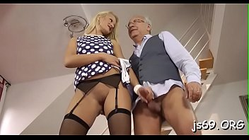 hand for fuck daddy Pony ride with dildo