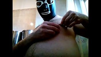torture nipple cbt Brunette learning to fend for herself pt 2 3