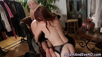 out cum eating Tgirl dressed in lingerie gets fucked up the ass shemale porn