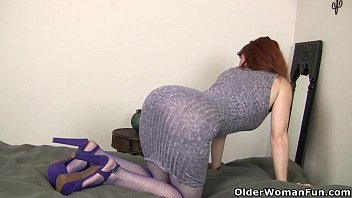 husband say milf to married cock cant no her Mommy will drain your balls with her curvy body