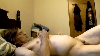 mike bazil in Femdom high heel urethra insertion