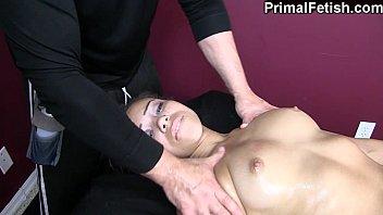massage interracial amateur Black fuck me good