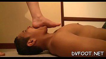 feet eric video Granny teaches virgin boy3