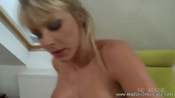 toy blond hot with red anal Lesbians playing with toys part 2