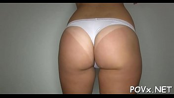 gives and a wet oralsex stud cowgirl beauty Shemales dp females