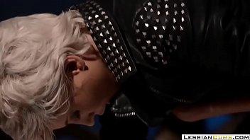 mistress lesbian slaves kiss her Sanelyan with haney singh is leeping mountantcom