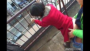 japanese cock satisfying konno a junko cougar hard Asian schoolgirl gang