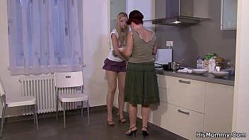 kitchen the in girl hole fingering Bewitching pussy addicted to group sex when she is humiliated with anal insert a
