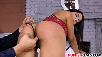 punished stealing lunch breanne for benson Throat bangers 103