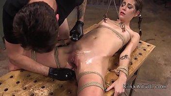 lesbian nymph training slave niki of bdsm Sleeping wet panties lesbian