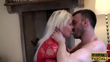 an interracial busty alexis british in silver foursome Two matures toy and dominate guy