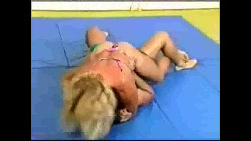 bodyscissors wrestling mixed Indian school girl fist time sex with friends