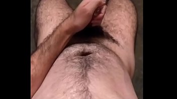 by fucked machine a man Messy facial gf