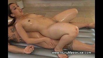 masseuse fucks asian her customer While husbanc is away