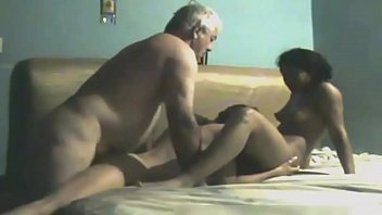 wife woods naked Wife watches husband give a handjob