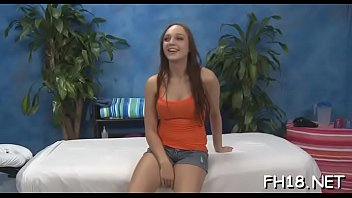 teen massage hd Ugly black chick swallow