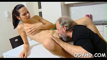 sex young climbs she age movieture even grandmother with boy his old Video free xxxx virgin vs bleck