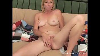 reaming dbm takes blonde video hot a En pleine action