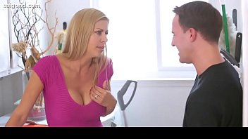 reagan faye gra good horny is for One girl fucked by two big dick