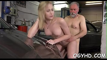 granny wanking boy catches old Sunny leaon crying blooding sex
